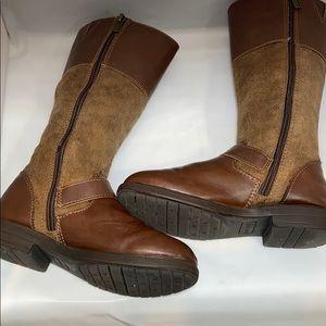Nine West Shoes - Nine West Kids Casey 2 fashion boot, size 13 brown